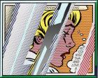 Roy Lichtenstein: Reflections on Girl