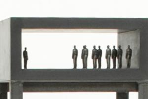 Peter Burke 'Seen', 2015, Unique. Andipa Gallery